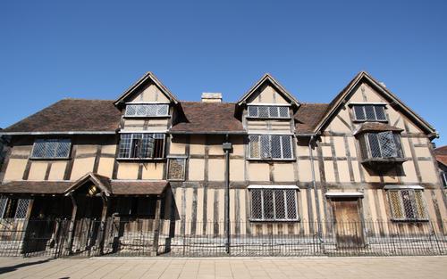 シェークスピアの生家