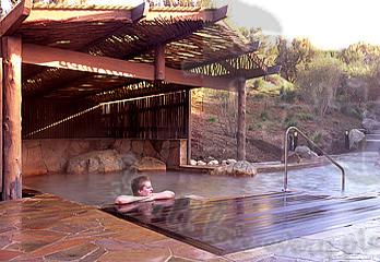 様々なタイプの温泉をお楽しみ下さい