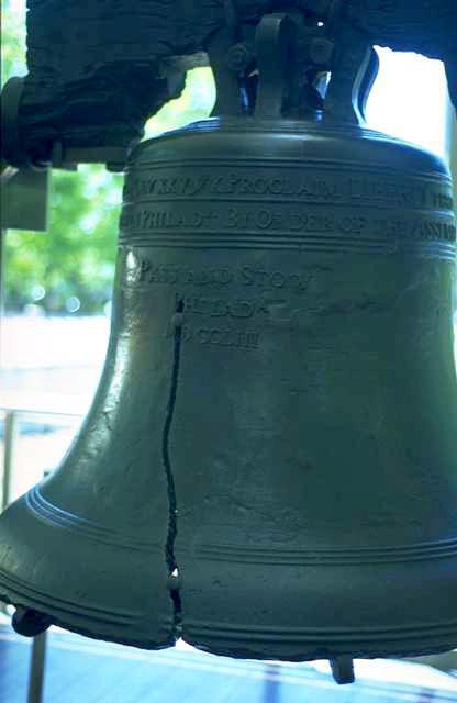 フィラデルフィア自由の鐘