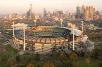 オーストラリア国民スポーツ クリケットグラウンド