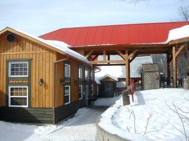 メープル小屋
