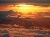 壮大な太陽